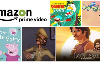 Amazon prime episodes