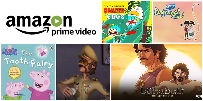Must watch animated cartoons on Amazon Prime Videos